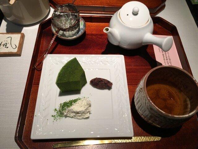 やっぱ抹茶バームクーヘンが食べたい