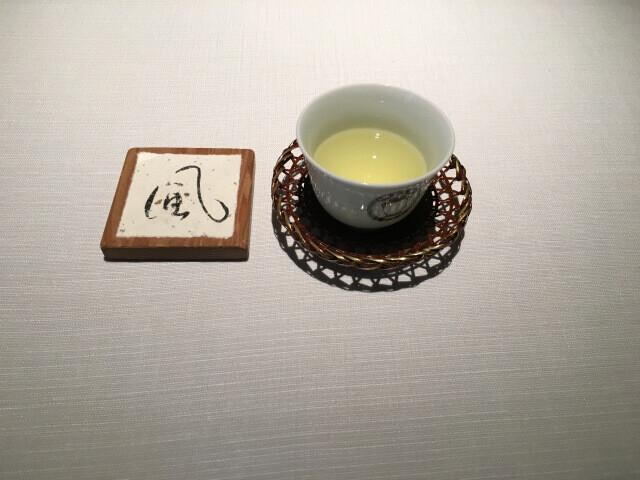 ほうじ茶を飲んだ後は煎茶を