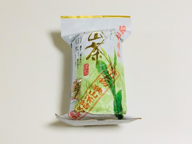 ぎっしり300gの狭山茶が詰まったおトクな商品
