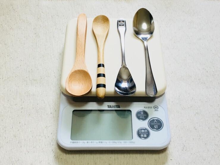 茶葉の測り方ってどうすればいいの?目的に合わせて計測方法を選ぼう!