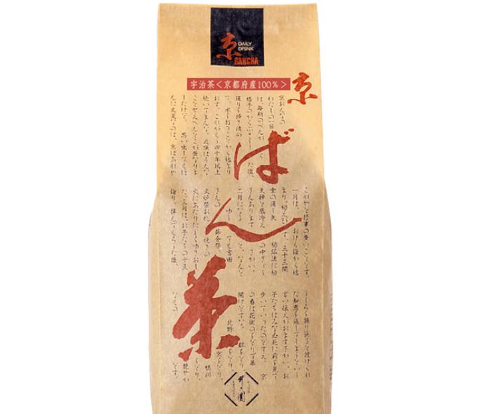 井六園さんの京番茶を飲んでみる!