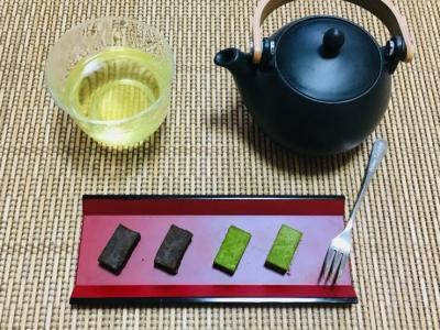 伊藤久右衛門の生チョコが絶品!抹茶味とほうじ茶味を食べてみた!口コミやレビューを紹介!