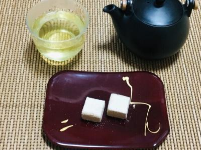 大和屋の越乃雪の甘さがたまらない!新潟生まれの日本三大銘菓をお茶請けにしてみた!