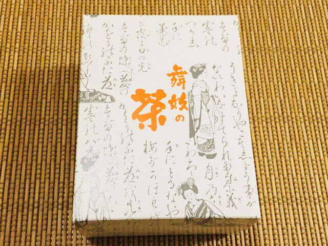 「舞妓の茶」は玉露が有名な京都のお茶屋さん