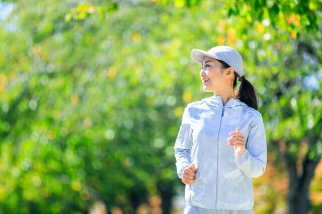 運動前に飲むことで脂肪燃焼を助ける