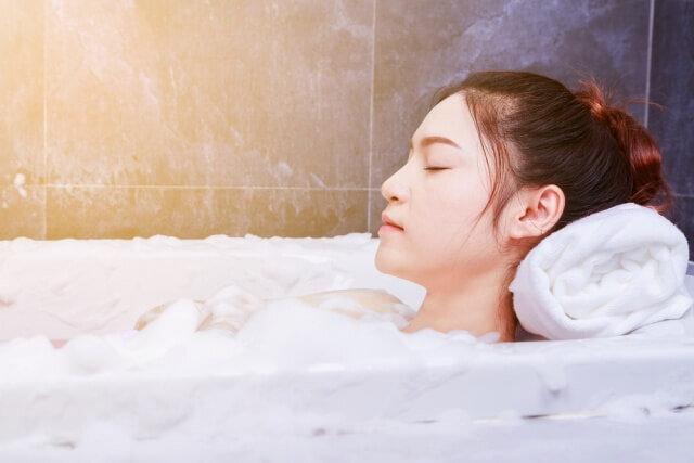 入浴後に飲むことで健康サポート
