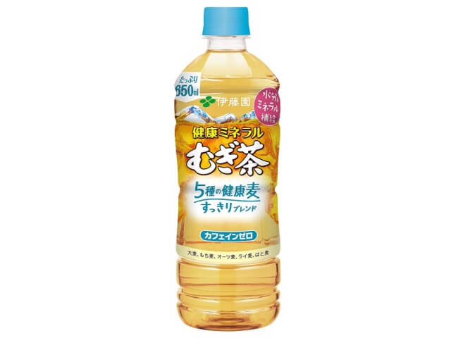 健康ミネラルむぎ茶 5種の健康麦 すっきりブレンド