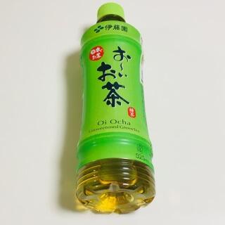 2021_5_4おーいお茶_緑茶