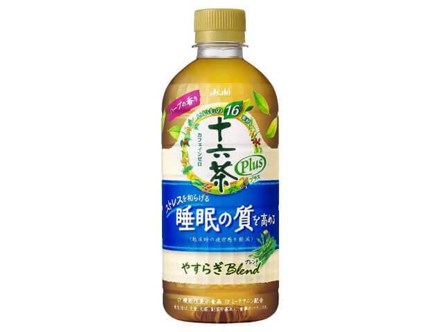 アサヒ 十六茶プラスやすらぎブレンド(機能性表示食品)