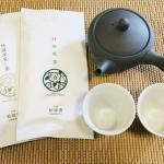 【新緑園】スターターセットで始める急須生活。特撰煎茶や深蒸し茶を楽しもう。