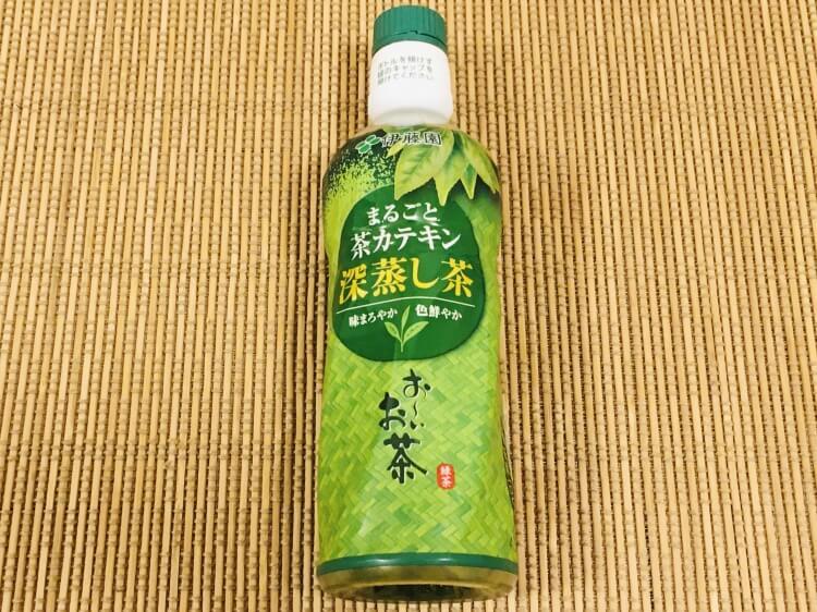 【伊藤園】おーいお茶「まるごと茶カテキン深蒸し茶」で茶葉の甘みを。作り方もおもしろい。