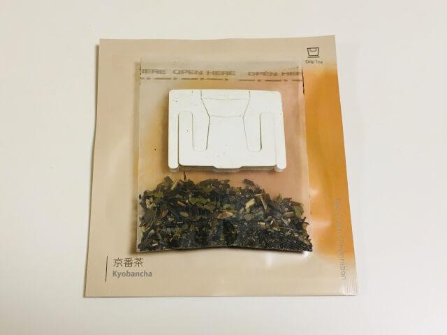 京番茶の茶葉