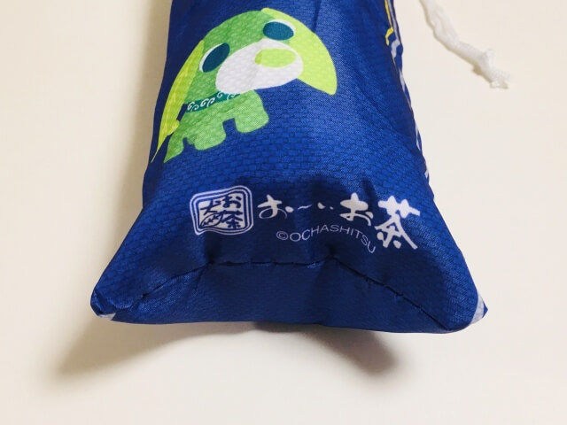 緑茶犬(背景紫)_底面