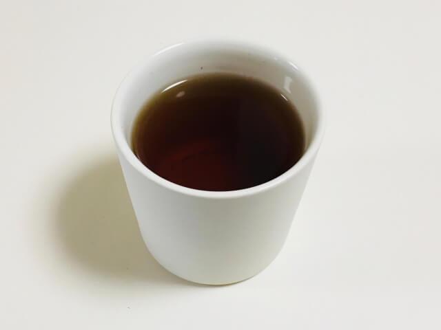 ほうじ茶を飲んでみる
