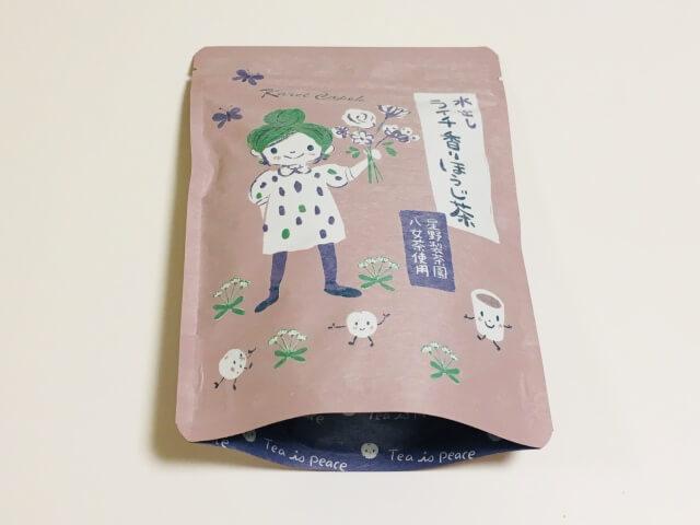 水出しライチ香りほうじ茶_商品画像